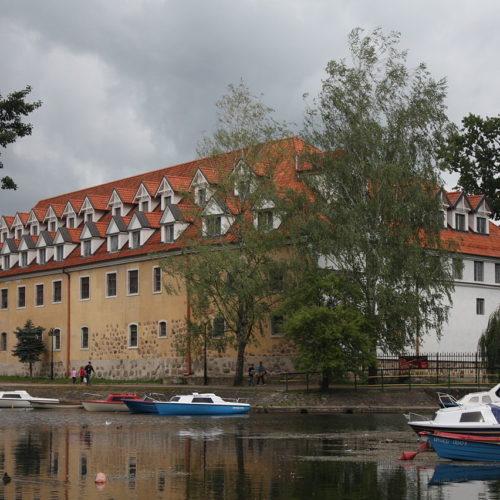 Zamek_Węgorzewo